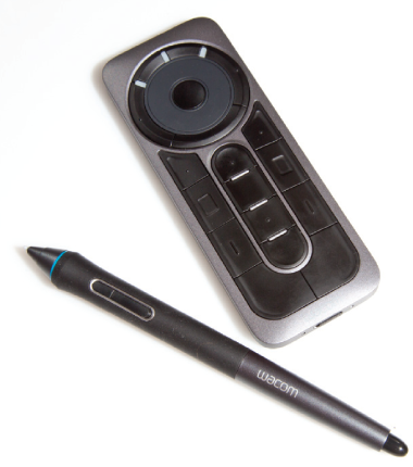 Includes stylus and ExpressKey remote