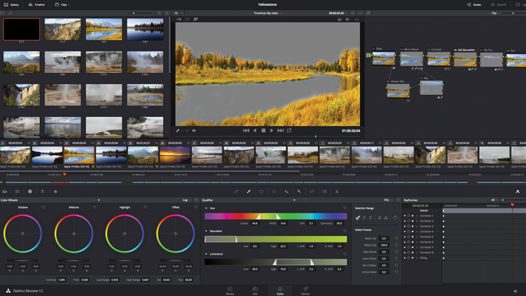 Blackmagic Design DaVinci Resolve 12 Review - Videomaker