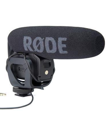 Rode VideoMic Pro Compact Shotgun