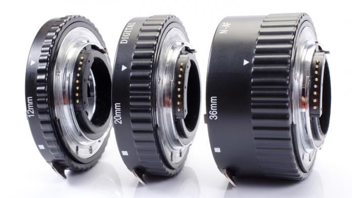 3 Lens adaptors