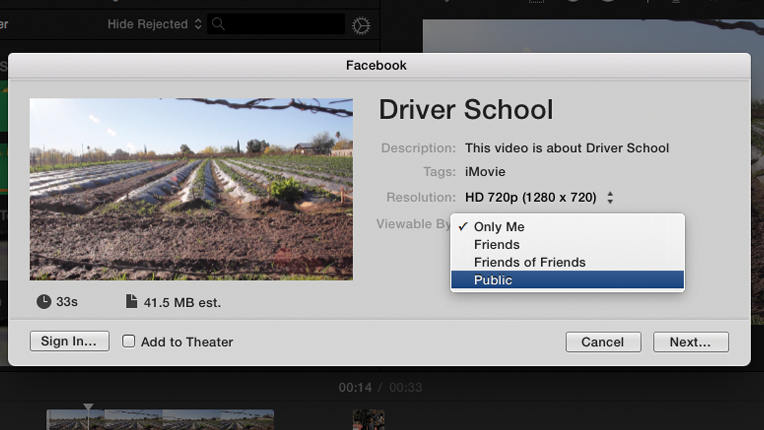 Apple iMovie 10 1 for Mac Review - Videomaker