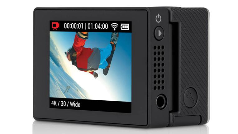 GoPro LCD monitor add-on