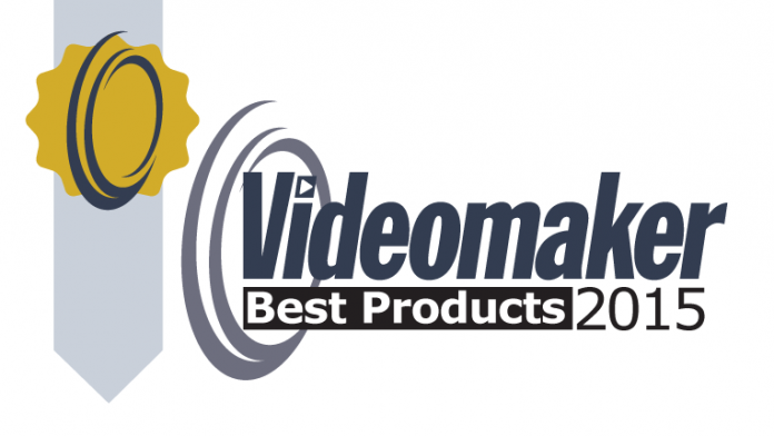 Videomaker's Best Products of the Year: 2015