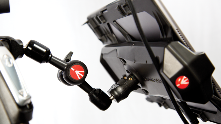 Manfrotto Digital Director anti-rotation Friction Arms'