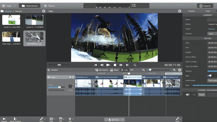 Sony Catalyst Edit