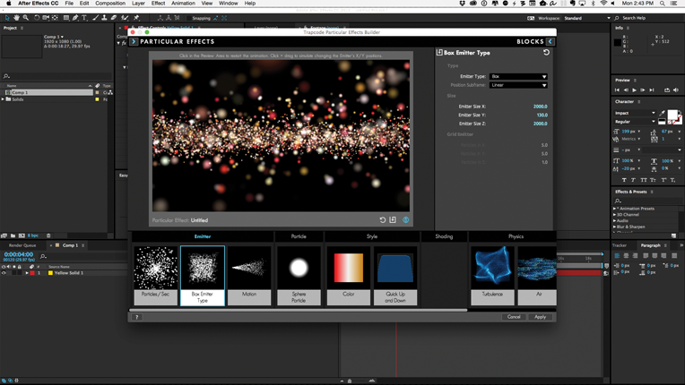 Red Giant Trapcode Suite 13 Review - Videomaker