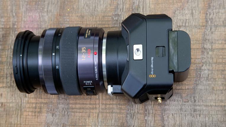 Blackmagic Design Micro Studio Camera 4k Review Videomaker