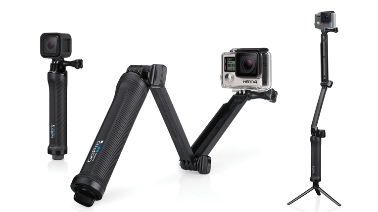 GoPro 3-Way 3-in-1 mount