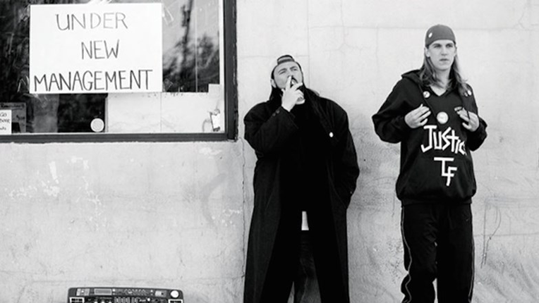 Kevin Smith in Clerks (1994)