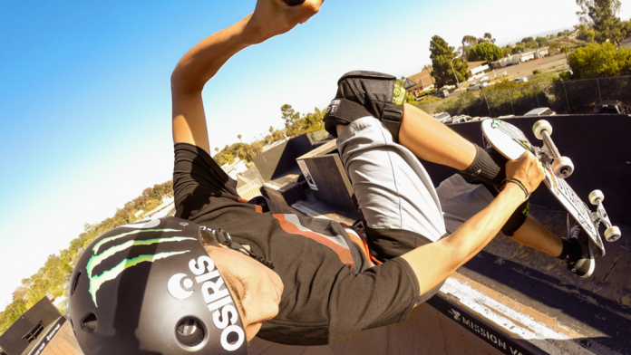 7 Tips for Shooting with a Selfie Stick - photo courtesy of GoPro