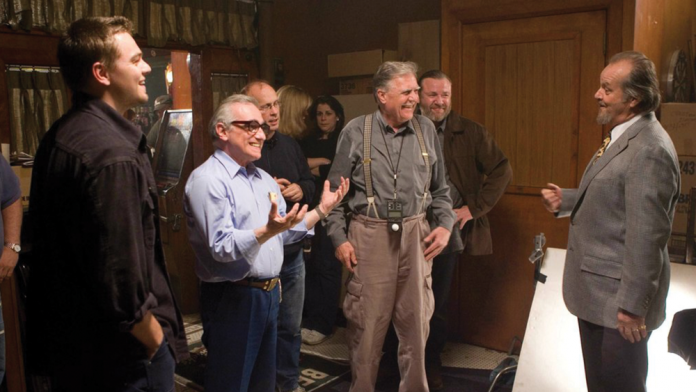 """Scorsese and cast on """"the Departed"""""""