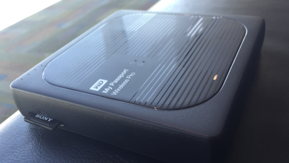 Western Digital My Passport Wireless Pro Review - Videomaker