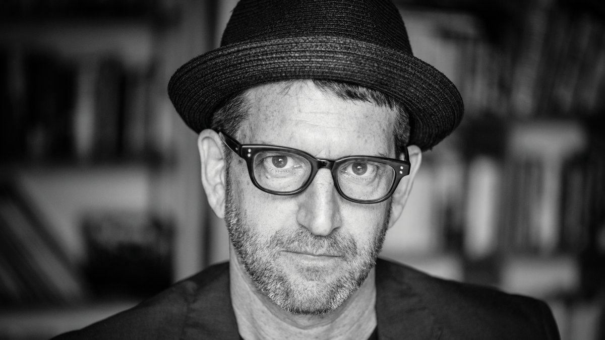 Jeff Feuerzeig, director of AUTHOR: THE JT LEROY STORY, a Magnolia Pictures release. Photo courtesy of Amazon Studios / Magnolia Pictures. Photo credit: David Newsom