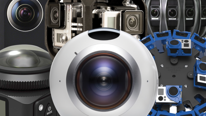 Choosing Your Spherical Video Rig
