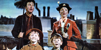 Does over-planning stifle creativity? Mary Poppins, 1964