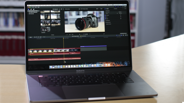 Apple Macbook Pro with Touchbar