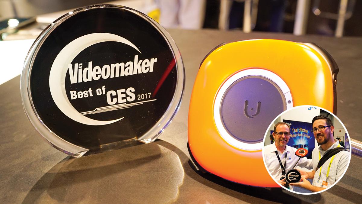 Best Spherical Video Camera: Humaneyes Vuze Camera