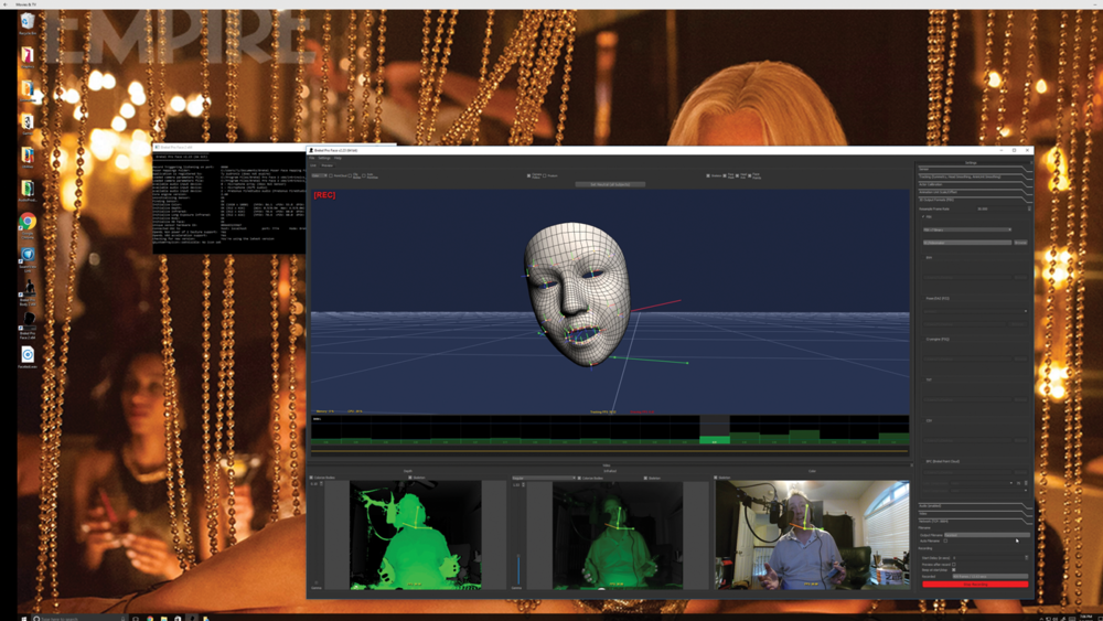 Add Motion Capture to Your 3D Animation Workflow Using an Xbox One