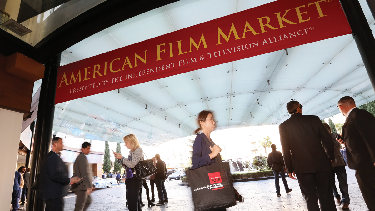 Film Festivals v.s. Film Markets