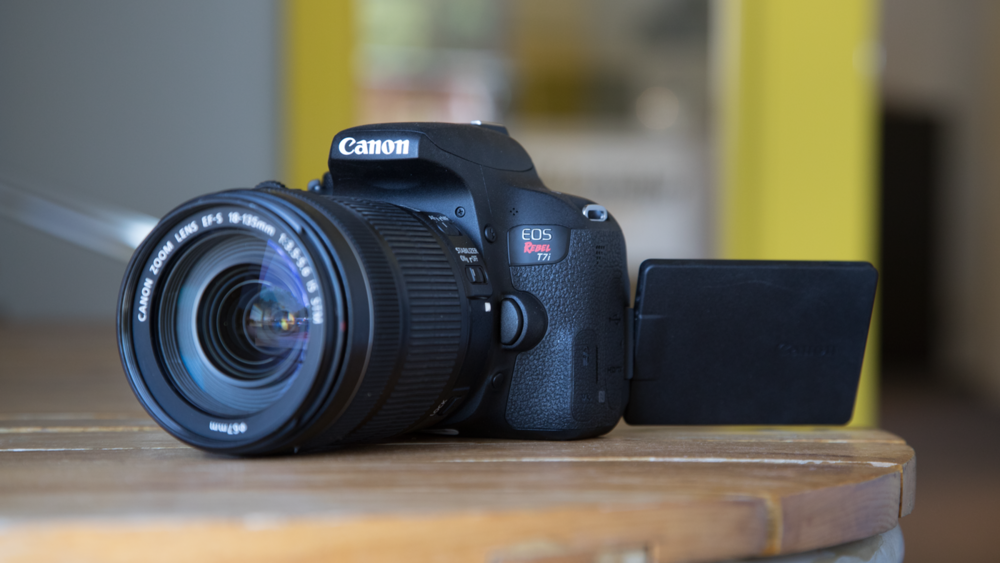 Review Why The Canon Eos Rebel T7i Might Be The New