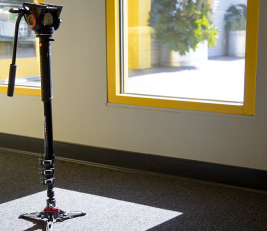 Manfrotto MVMXPRO500US XPRO Monopod Review
