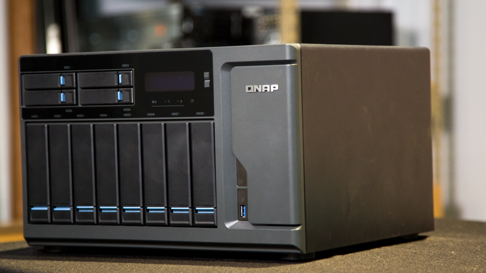 Review: QNAP TVS-1282T3 NAS is a Storage Hub for Your