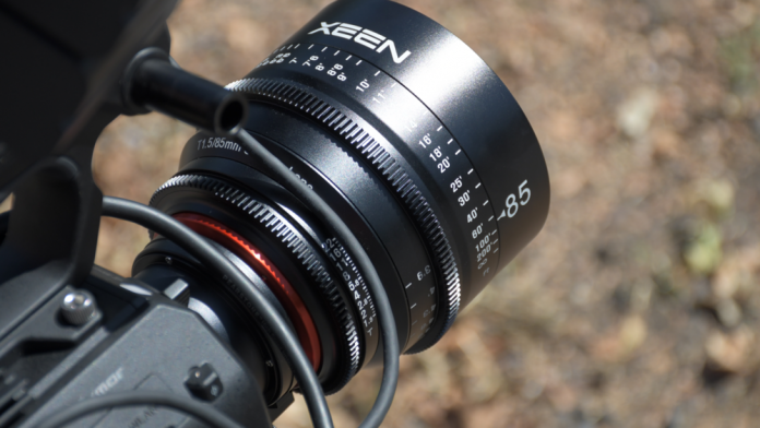 Rokinon Xeen 14mm T3.1, 35mm T1.5 & 85mm T1.5 Review