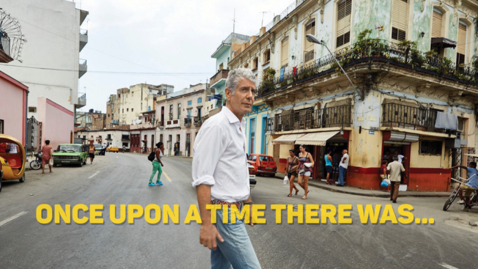 """How to Apply the Three Act Structure to Nonfiction Video - CNN's """"Parts Unknown with Anthony Bourdain"""""""