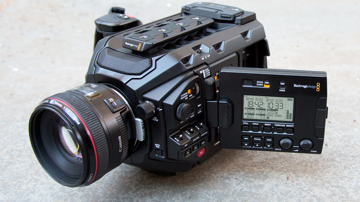 Review: Blackmagic Design URSA Mini Pro 4 6K Offers