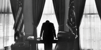 Is the Camera Capable of Objectivity? President John F. Kennedy in the Oval Office. - 1962 photo by George Tames