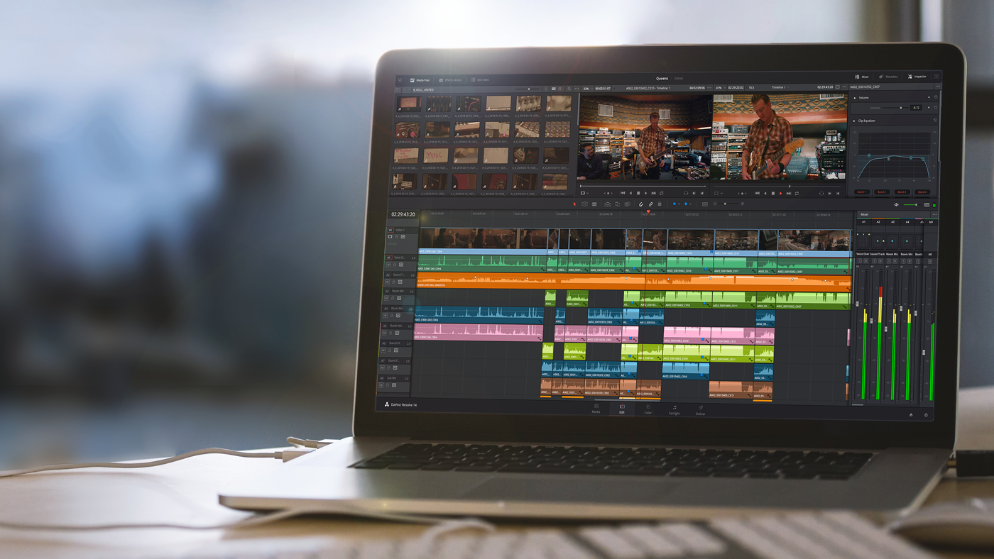 10 Keyboard Shortcuts to Speed Up Your DaVinci Resolve 14 Workflow