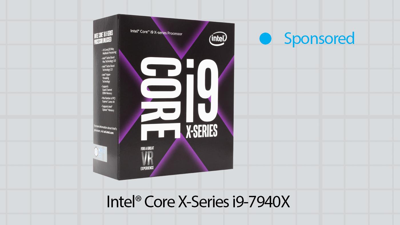 Core X-Series i9-7940X