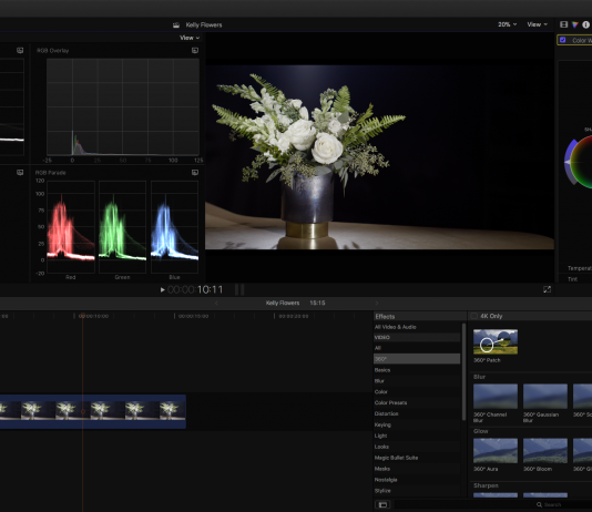 Review - Apple Final Cut Pro 10.4