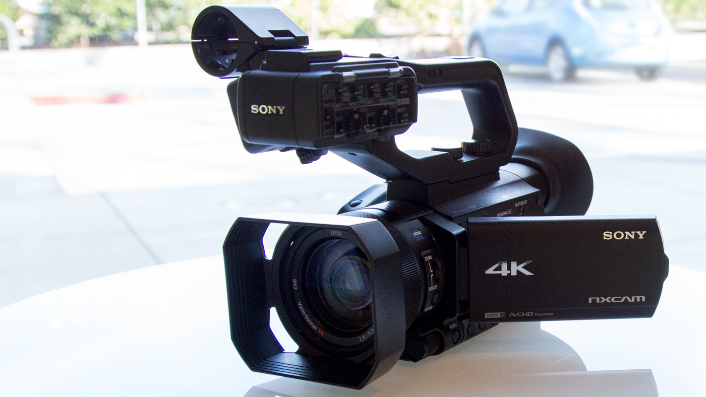 Review: Sony NXCAM HXR-NX80 is a Surprisingly Versatile