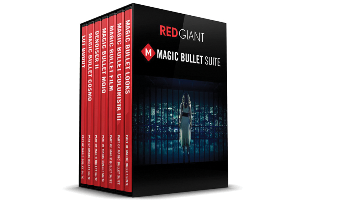 Review: Red Giant Magic Bullet Suite 13 Offers Tools for
