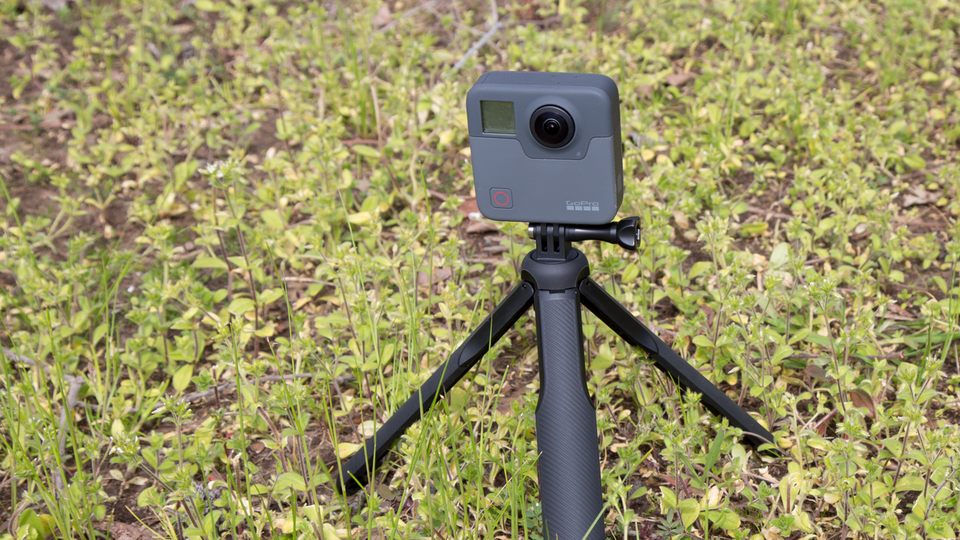 Review: GoPro Fusion Impresses with Image Quality and Stitching Tech