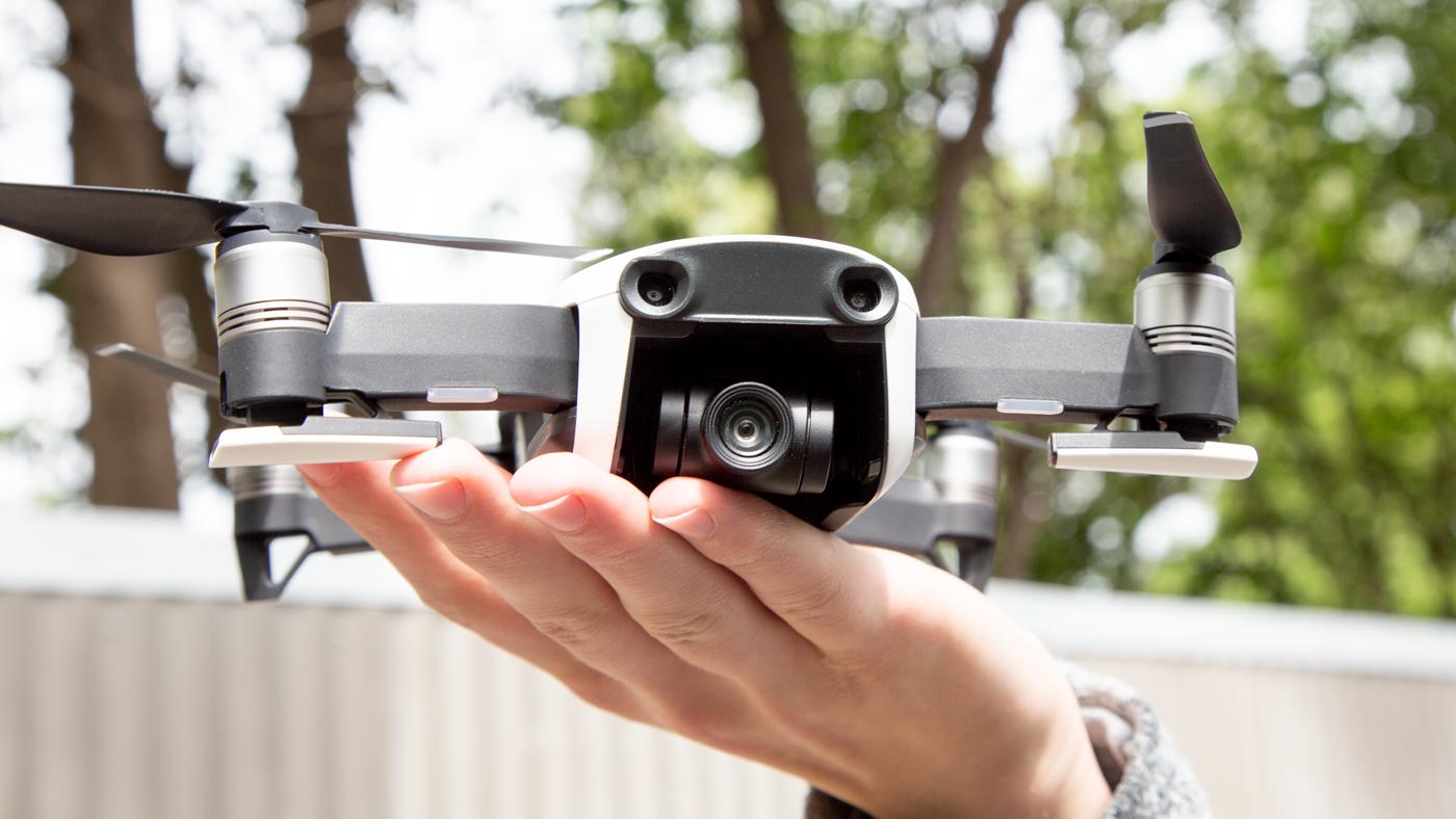 Review: DJI Mavic Air - Videomaker