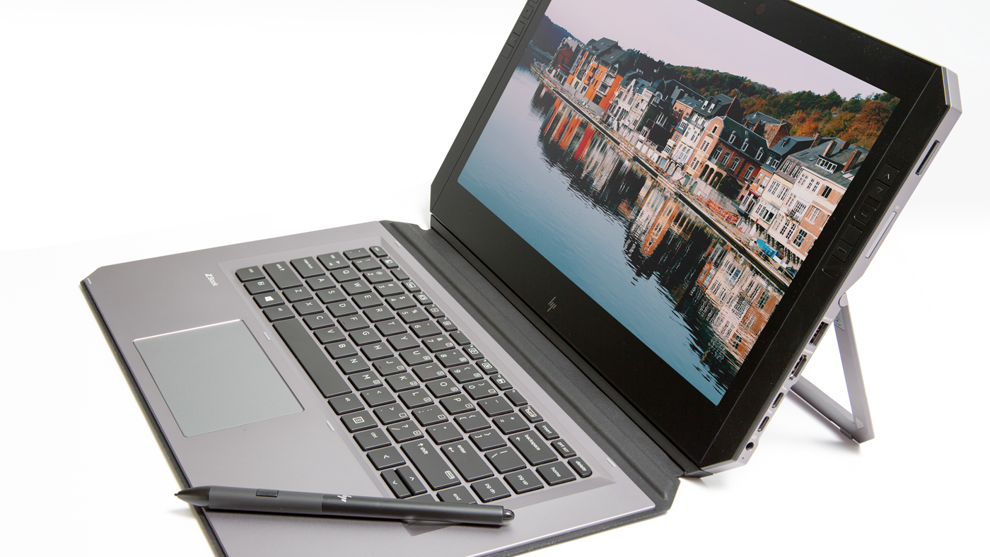 Review: HP ZBook x2 is a Surprisingly Powerful Detachable