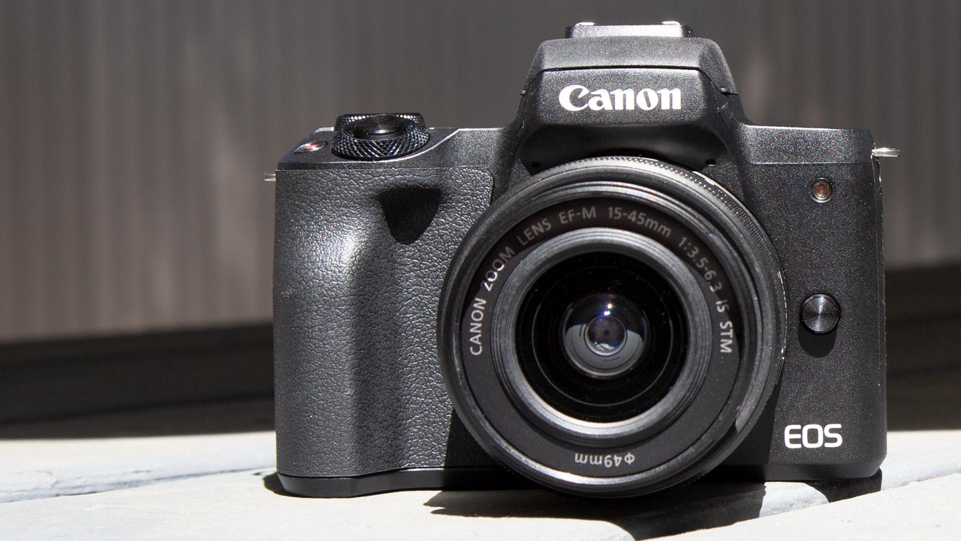 Review: Canon EOS M50 Targets Social Media Mavens - Videomaker