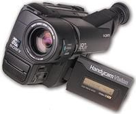 Sony 8mm Camcorder Review