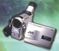 Benchmark:JVC GR-DVL9500 Mini DV Camcorder