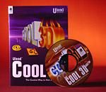 Benchmark:Ulead Systems Cool 3D 2.5 Titling Software