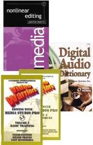 Nonlinear Editing, and The Digital Audio Dictionary