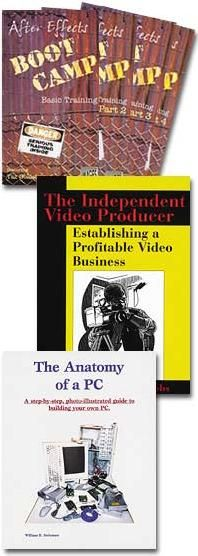Video Production Book and Tape Reviews