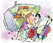 Viewfinder: Painting the Electronic Canvas