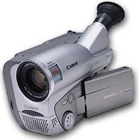 Canon ES8100V Hi8 Camcorder Review