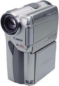 Canon Mini DV Camcorder Reviews:  Canon Elura 2 and Elura 2MC