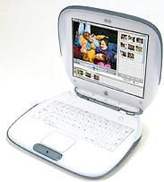 Test Bench:Apple iBook with iMovie 2