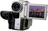 Sony Mini DV Camcorder Review