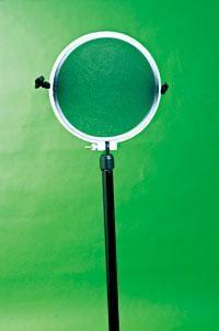 Do-it-Yourself Hoop Windscreen